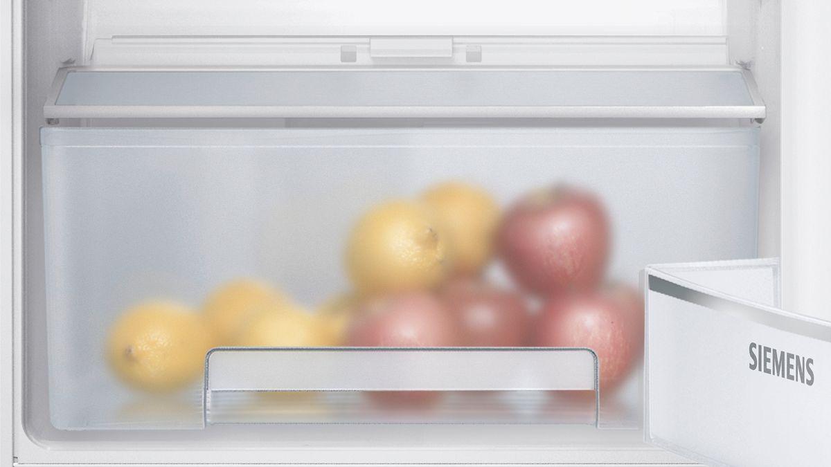 Siemens Kühlschrank Festtür Einbau : Einbau kühlautomat iq ki rv siemens