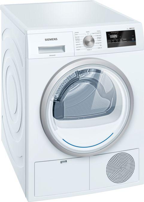 Siemens Wt45h207it Asciugatrice A Pompa Di Calore