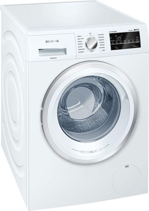 siemens wm14g490 waschmaschine frontlader. Black Bedroom Furniture Sets. Home Design Ideas