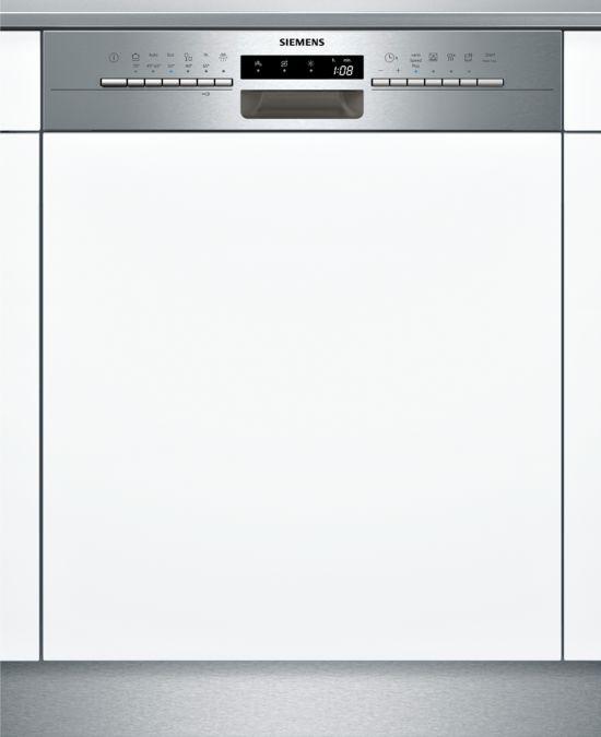 Integrierbar Edelstahl Geschirrspüler 60 Cm Iq300 Sn536s01ge