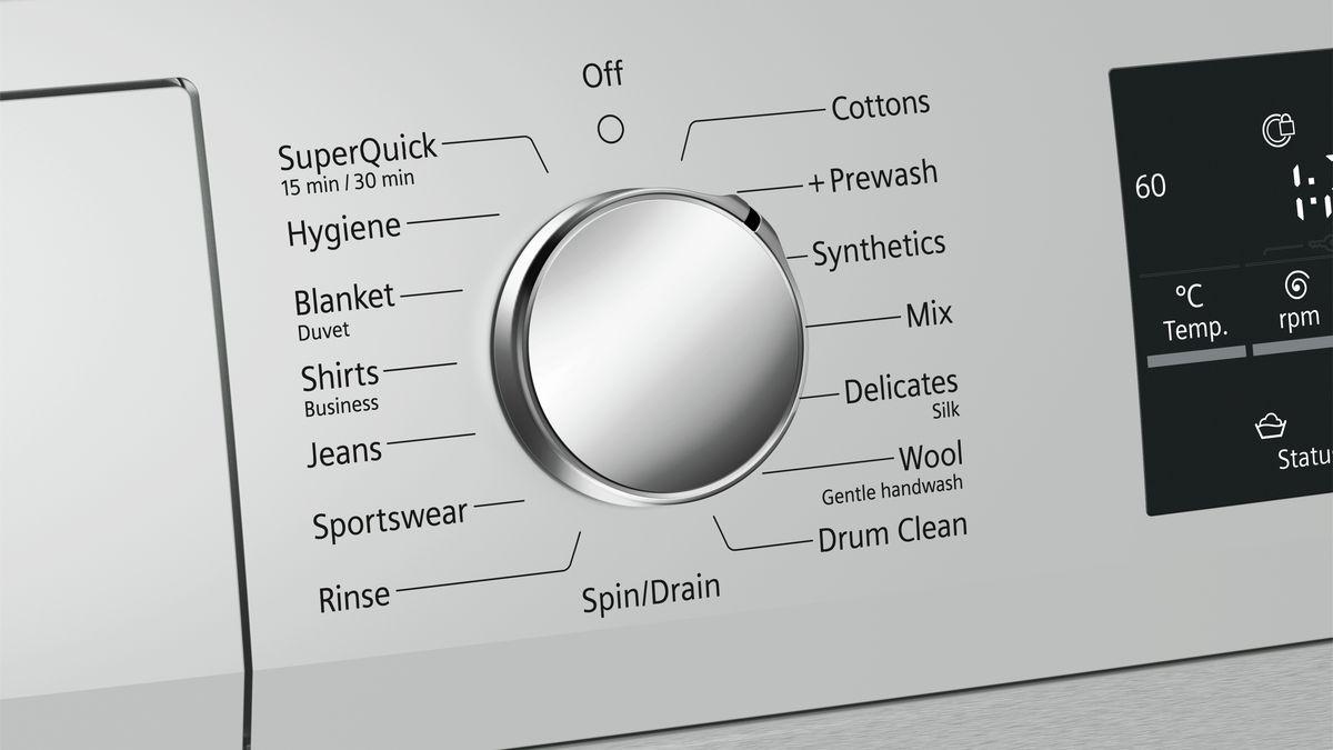 Siemens Wm14t469in Washing Machine Front Loader