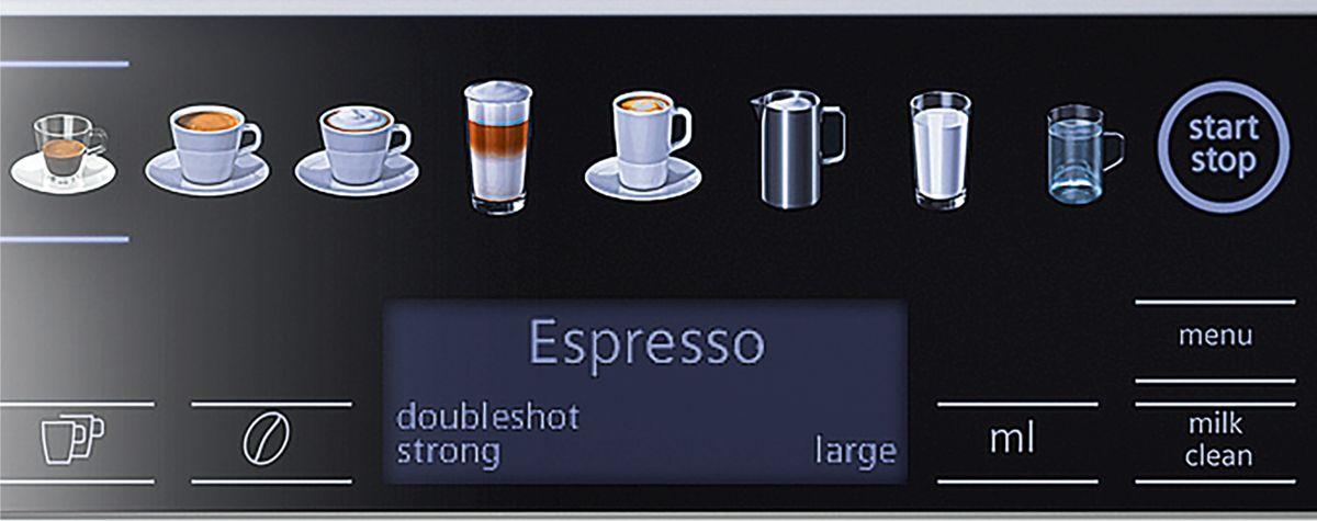 SIEMENS TE617203RW Espresso volautomaat
