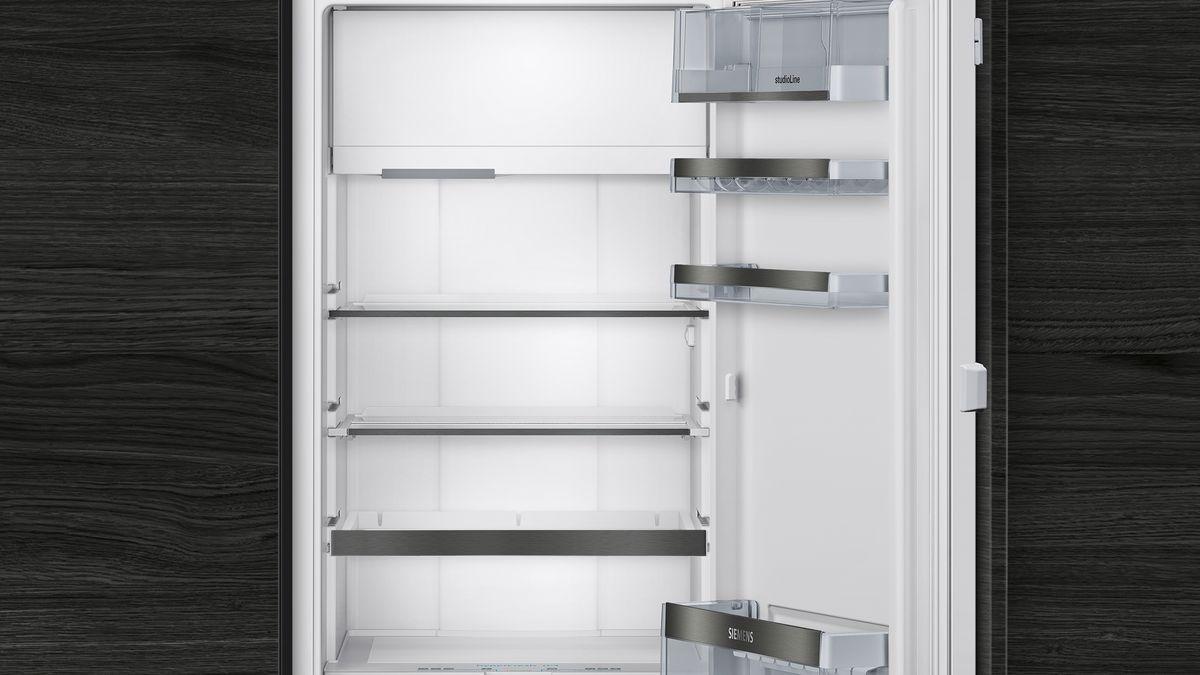 Siemens Kühlschrank Scharnier Einstellen : Einbau kühlautomat flachscharnier technik softeinzug mit