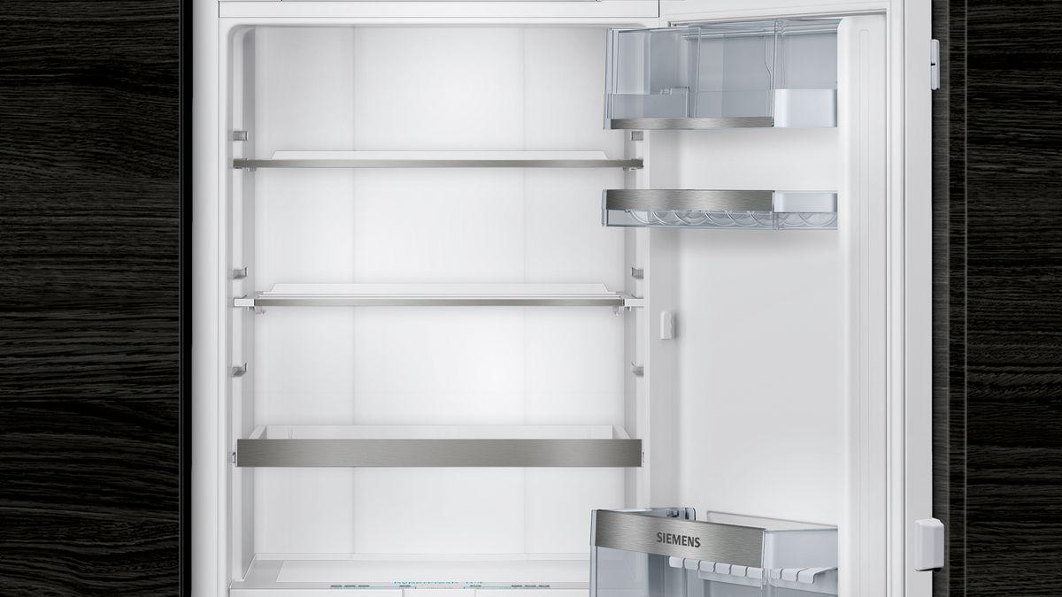 Siemens Kühlschrank Tür Justieren : Einbau kühlautomat flachscharnier technik softeinzug mit
