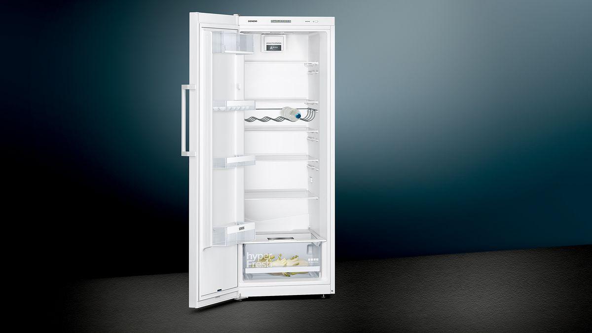 Siemens Kühlschrank Iq300 : Weiß kühlschrank iq ks vvw p siemens