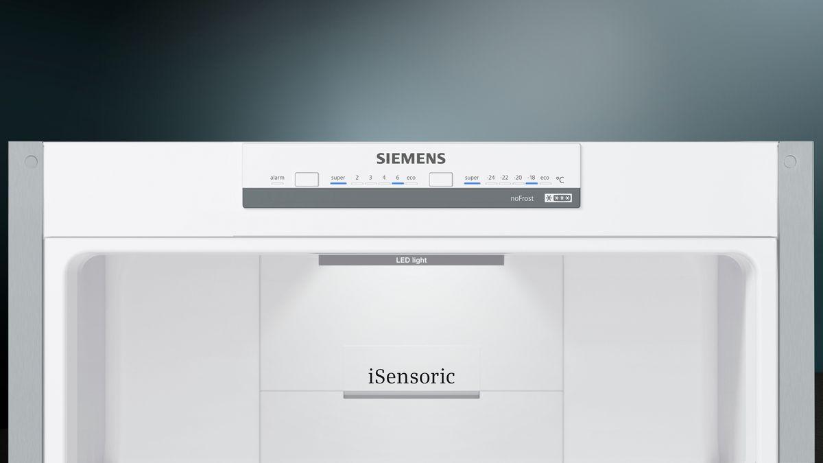 Siemens Kühlschrank Super Taste : Siemens ki fpf einbau kühl gefrierkombination l a