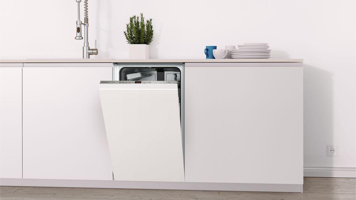 Einbau Geschirrspuler 45 Cm Cp5a50v8 Constructa
