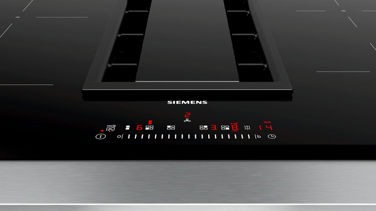 Siemens Ed851fs11e Induction Hob With Integrated