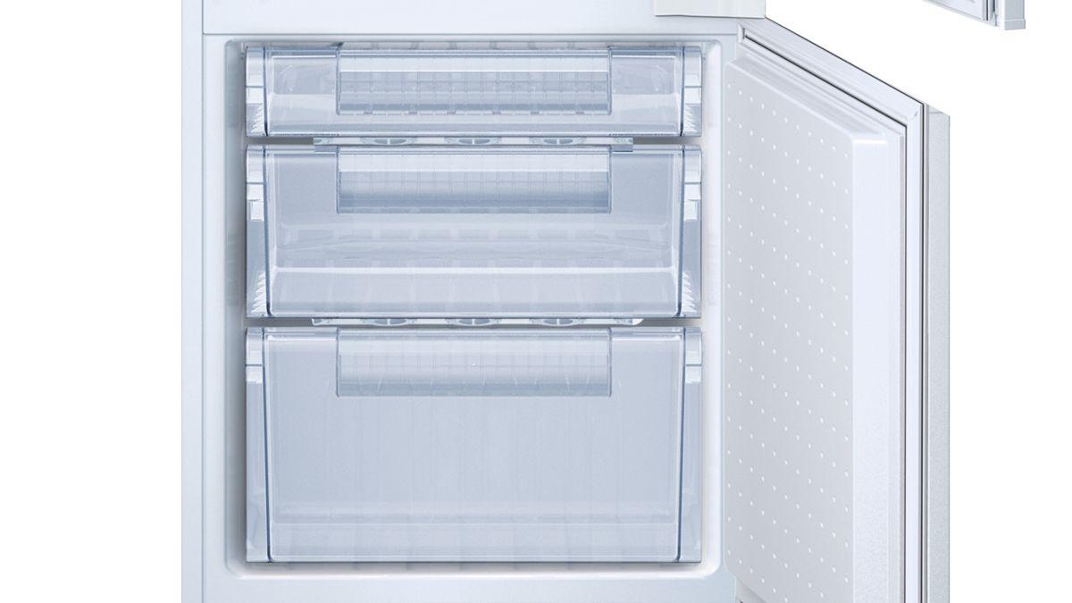 Kühlschrank Integrierbar : Integrierbare kühl gefrier kombination ck65743 constructa