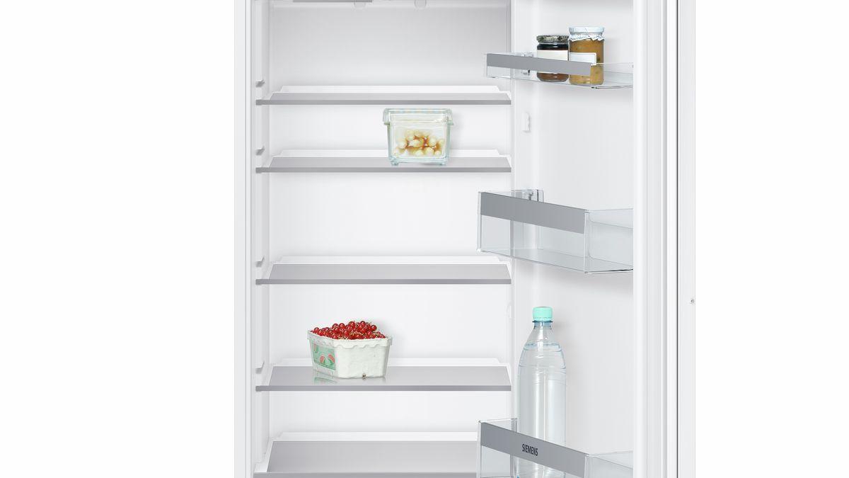 Siemens ki82lvu30 frigorifero da incasso con vano - Frigorifero monoporta senza congelatore ...