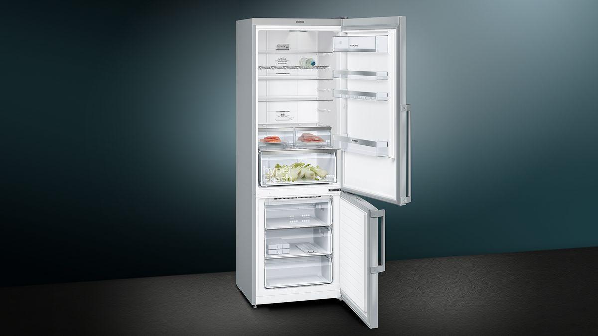 Siemens Kühlschrank Lock Ausschalten : Nofrost kühl gefrier kombination türen edelstahl antifingerprint