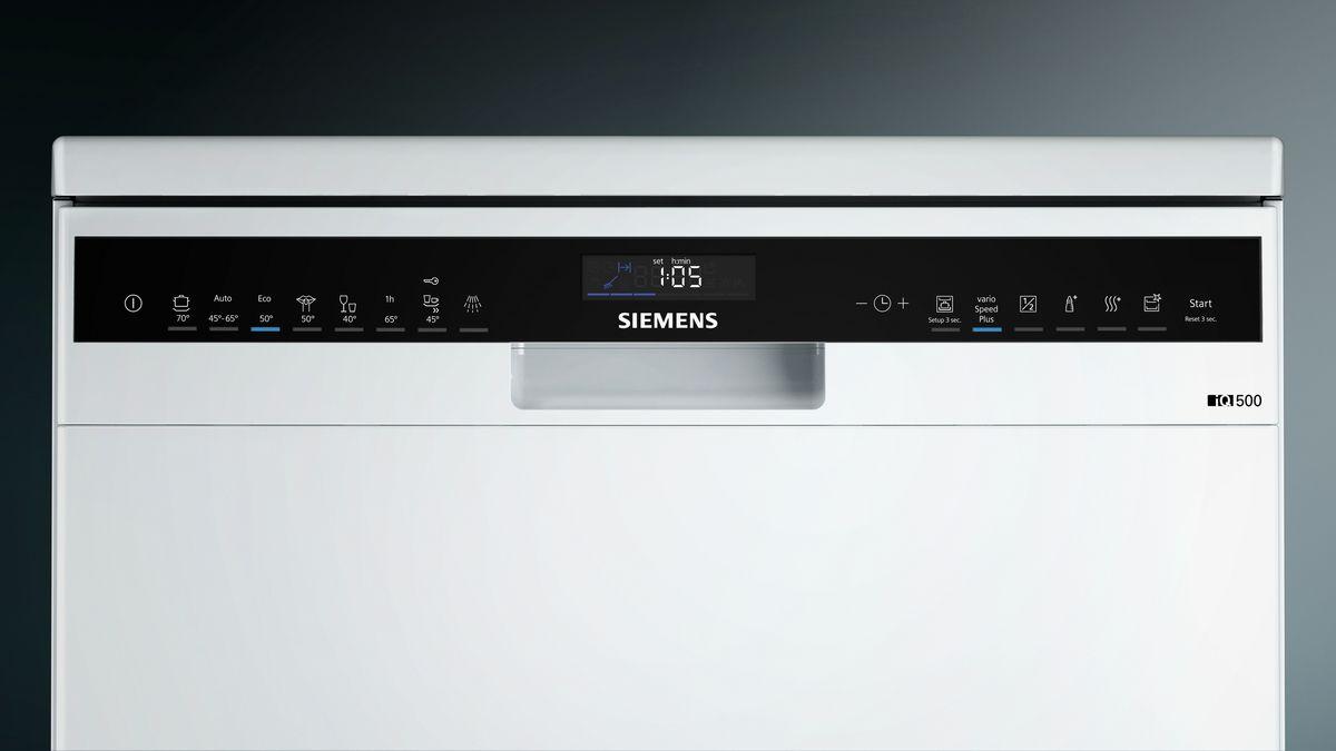 SIEMENS - SN258W20TM - free-standing dishwasher