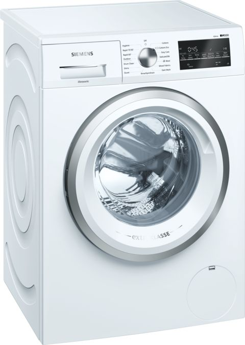 iQ500 Washing machine, front loader 8 kg 1400 rpm WM14T481GB