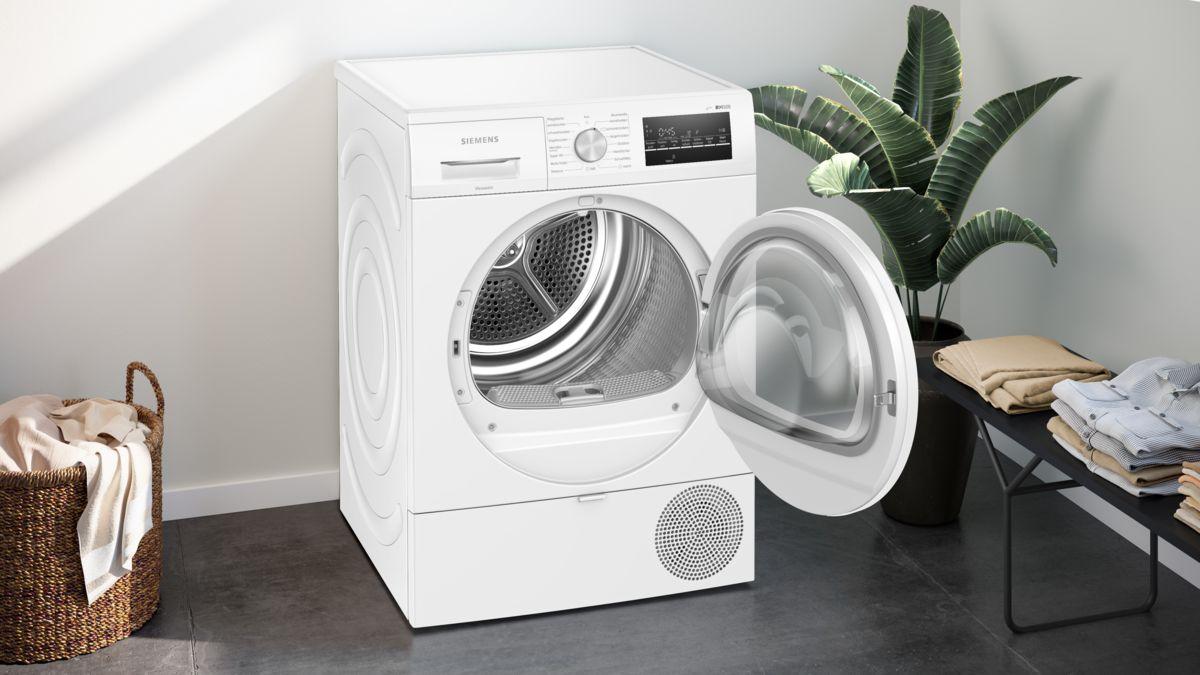 Siemens Wt47r440 Wärmepumpen Trockner