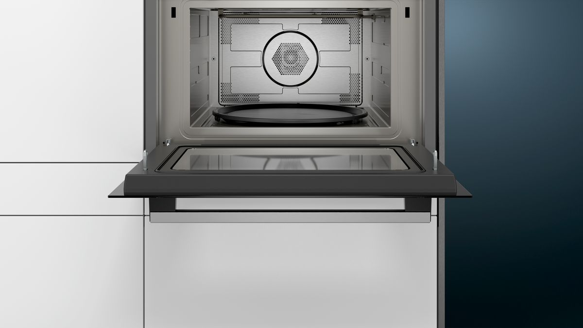 Siemens Cm585ams0b Built In Microwave Oven