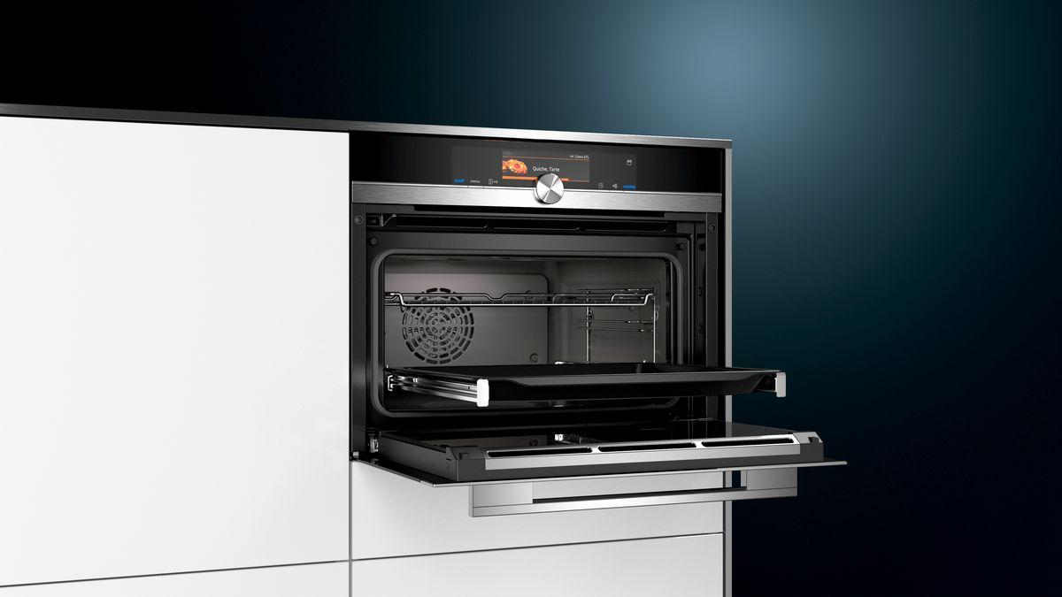 four vapeur iq700 cs658grs2 siemens. Black Bedroom Furniture Sets. Home Design Ideas