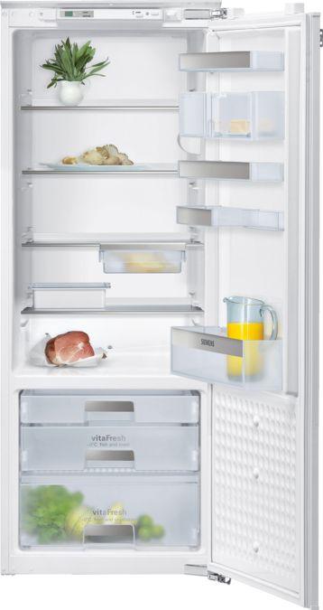 Super Integrert kjøleskap, vitaFresh, nisjehøyde 140 cm Helintegrert WX-48
