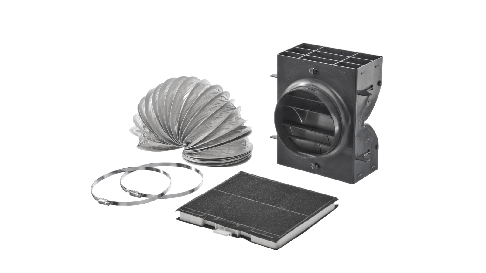 Bosch DHZ5325 Umluft-Starter-Set
