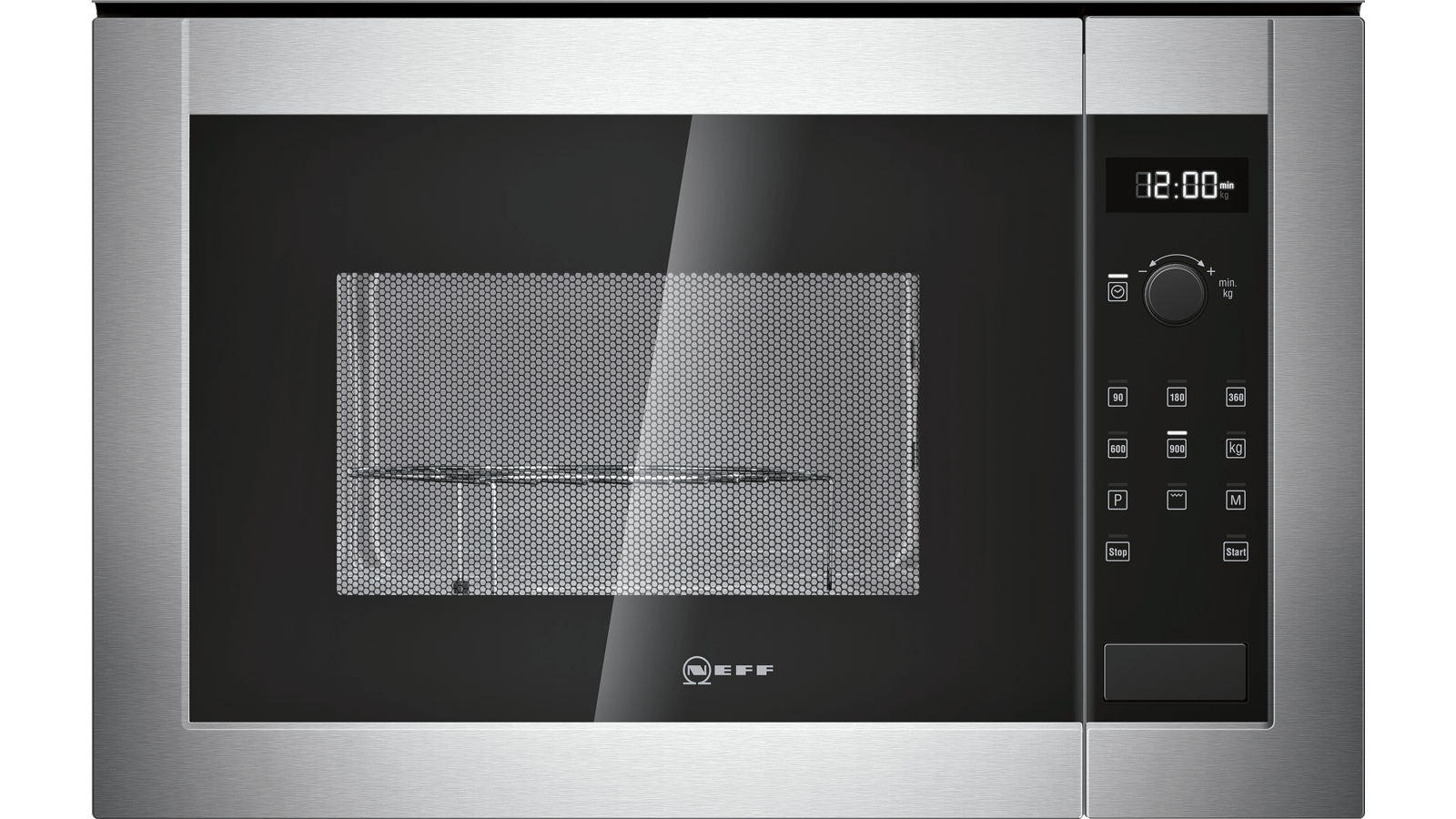 Neff H12GE60N0G Built In Microwave Oven