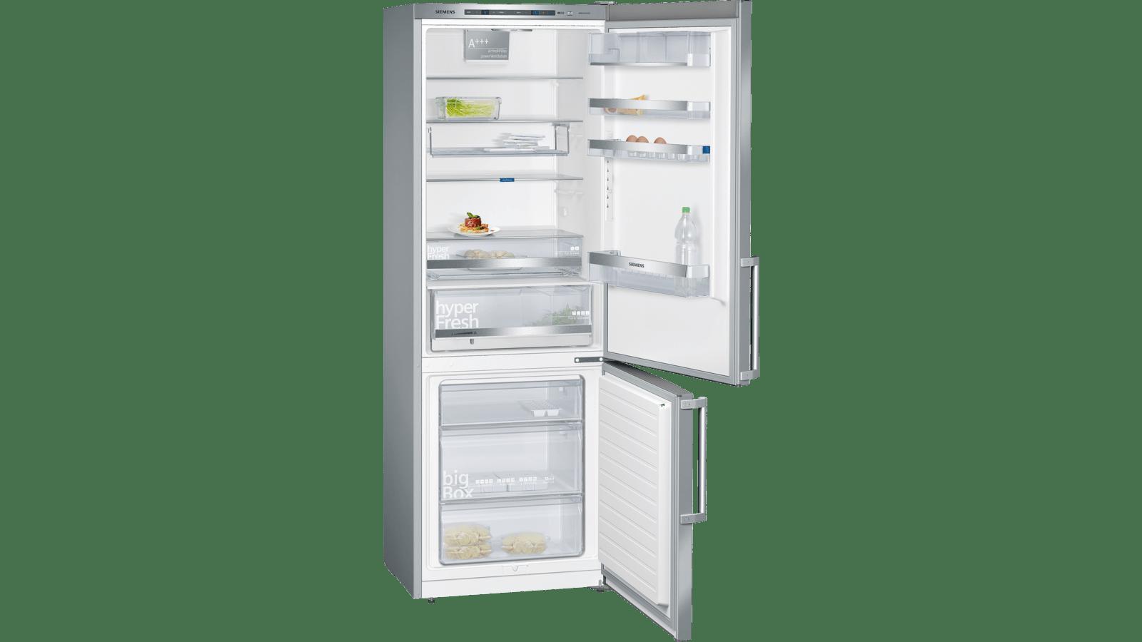 Siemens Kg49ebi40 Refrigerateur Combine Pose Libre