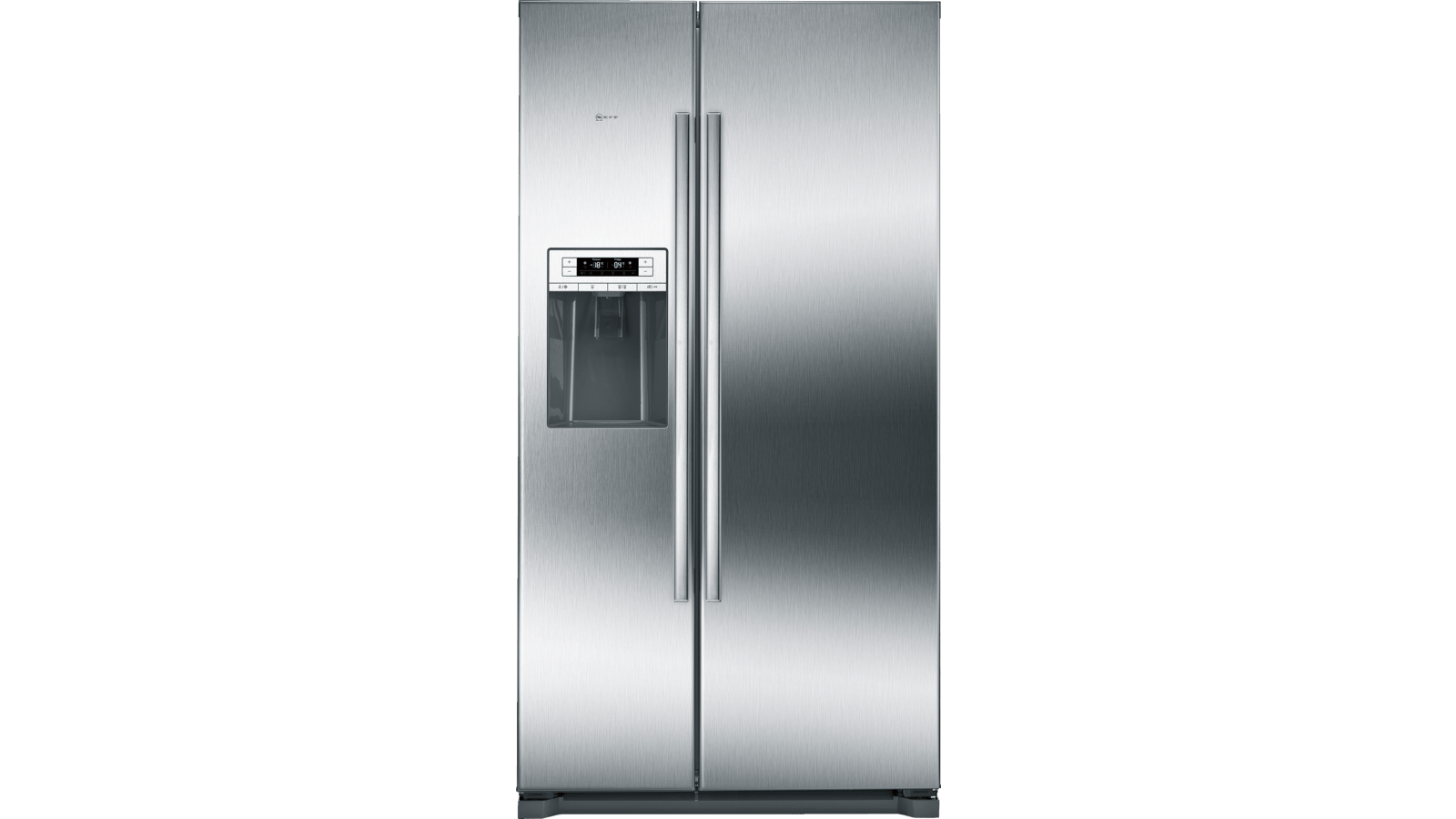 Refrigerateur Americain Faible Largeur n 50 sideside américain 177 x 91 cm inox-easyclean ka3902i20