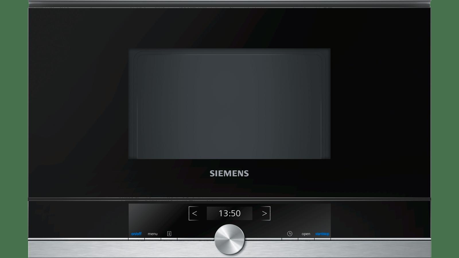 SIEMENS BF634RGS1 Einbau Mikrowelle