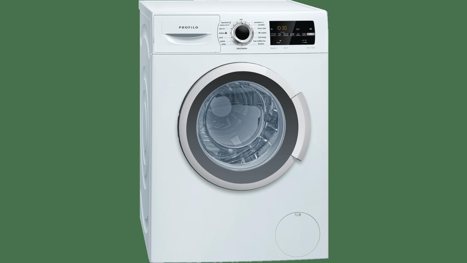 Camasir Makinesi 9 Kg 1000 Devir A Cmg100dtr Profilo