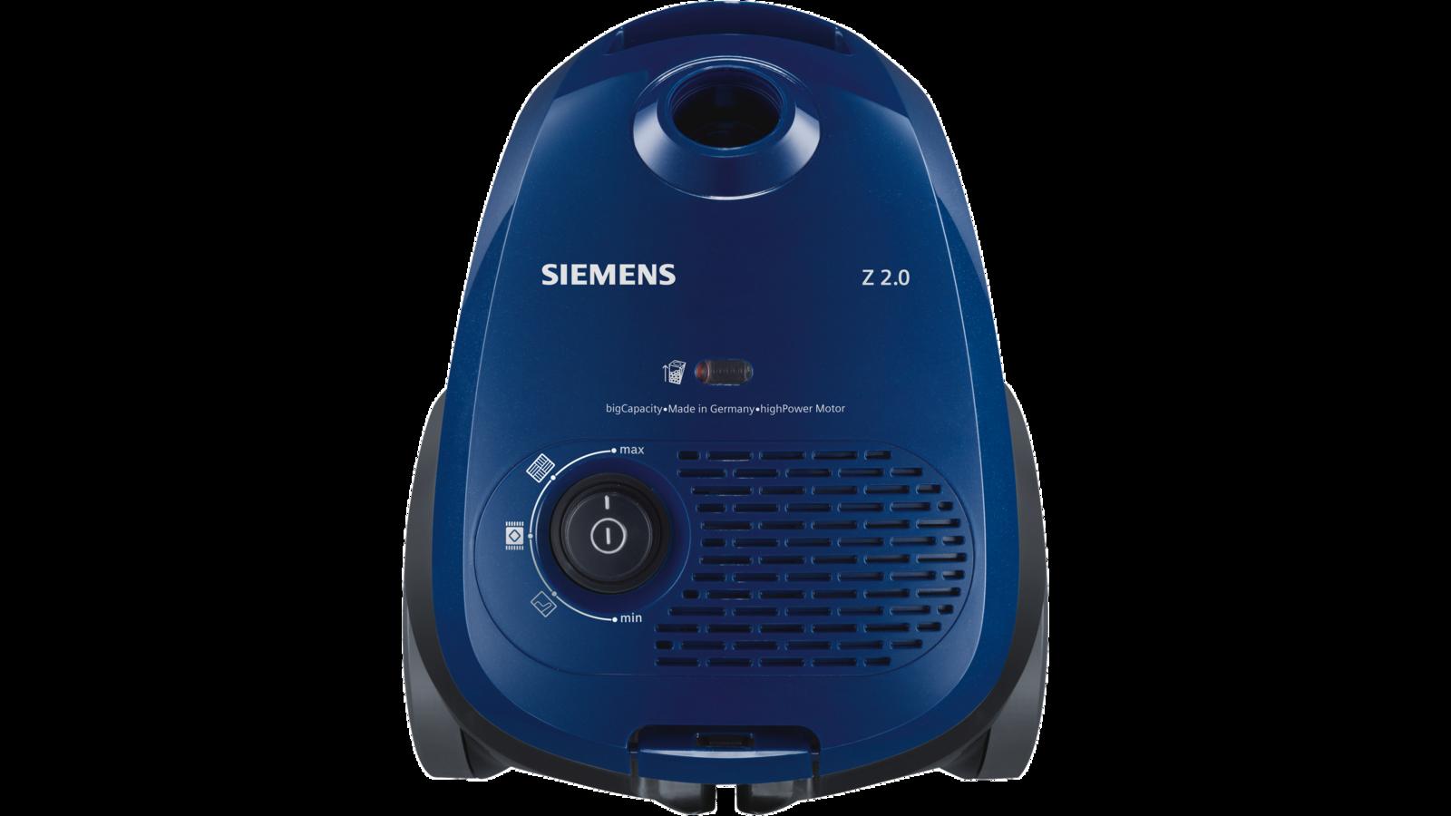 SIEMENS - VSZ2V210 - Toz torbalı Süpürge
