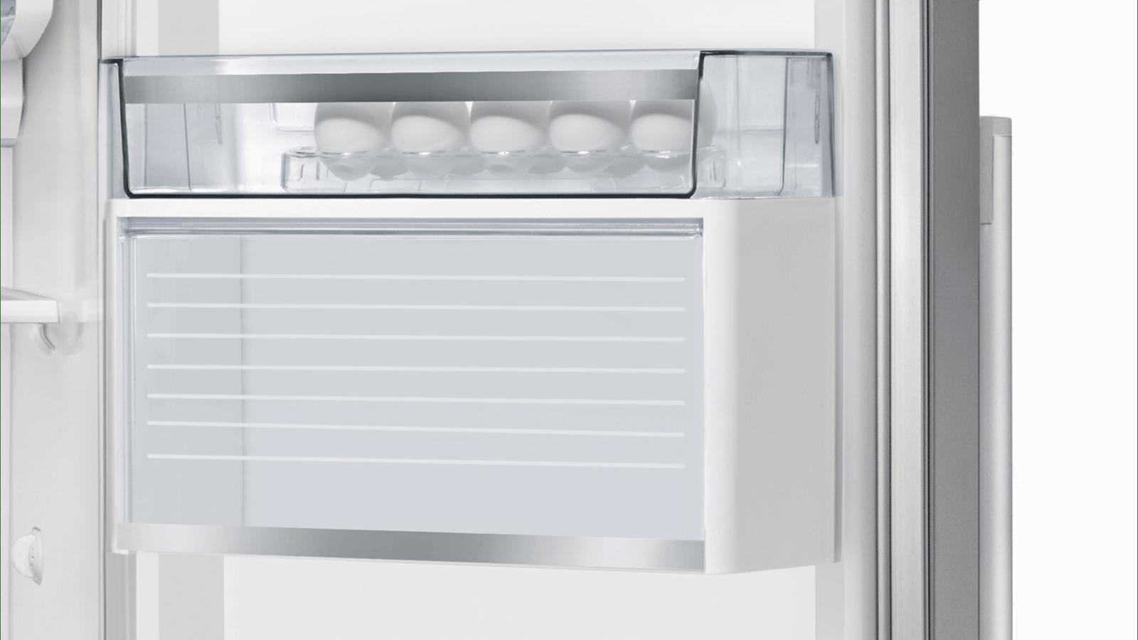 Refrigerateur Americain Faible Largeur iq500 sideside américain 177 x 91 cm inox-easyclean ka90dvi20