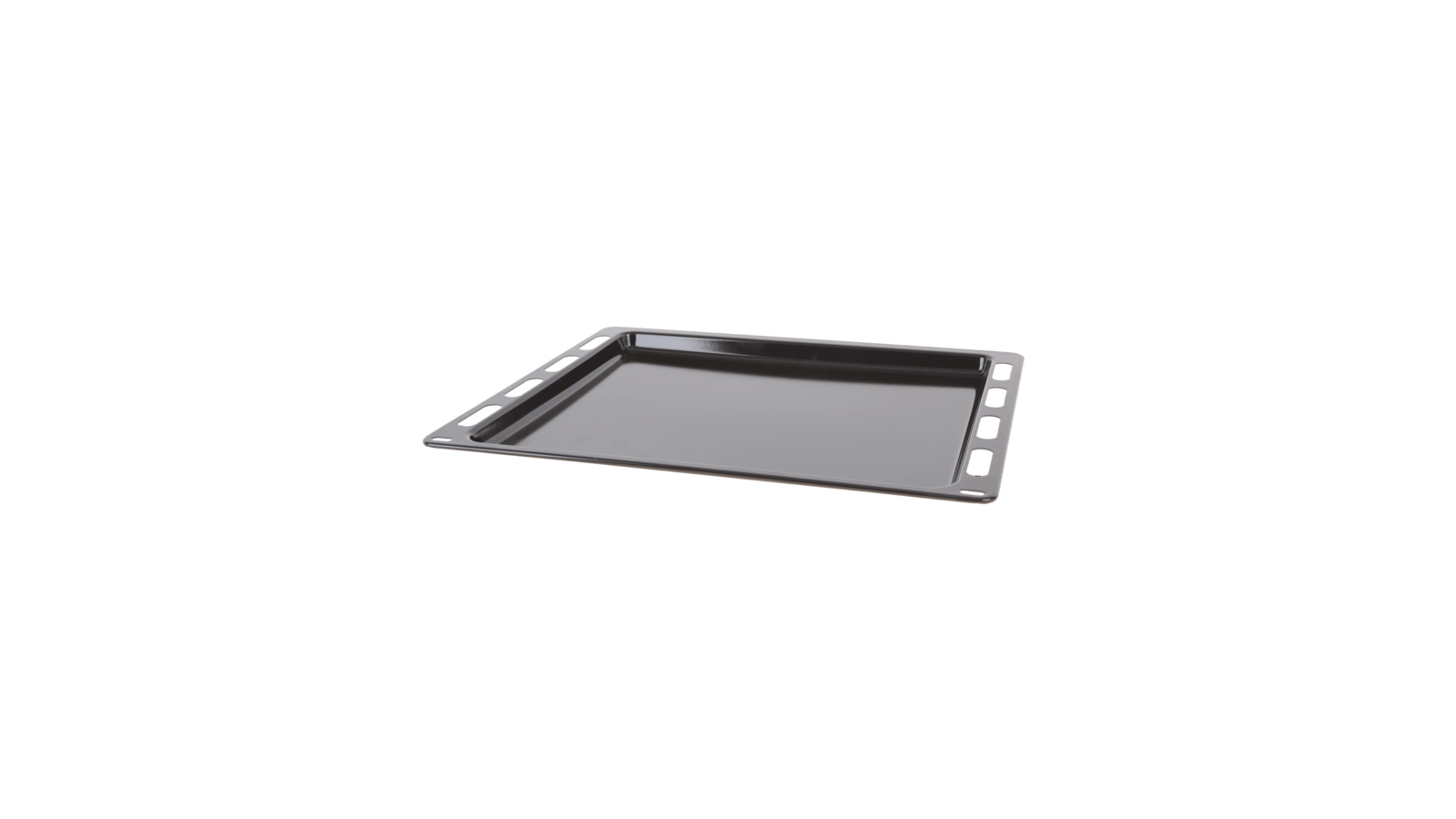 Originale Teglia Smaltato 44 x 37 X 2,1 CM Forni Bosch Siemens 00666902