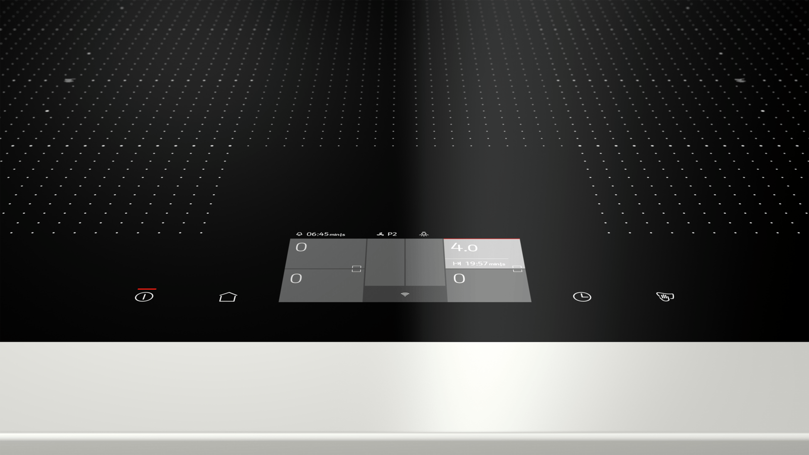 Piano Induzione Neff Flexinduction n 90 piano cottura a induzione 80 cm nero t68pf6tx0