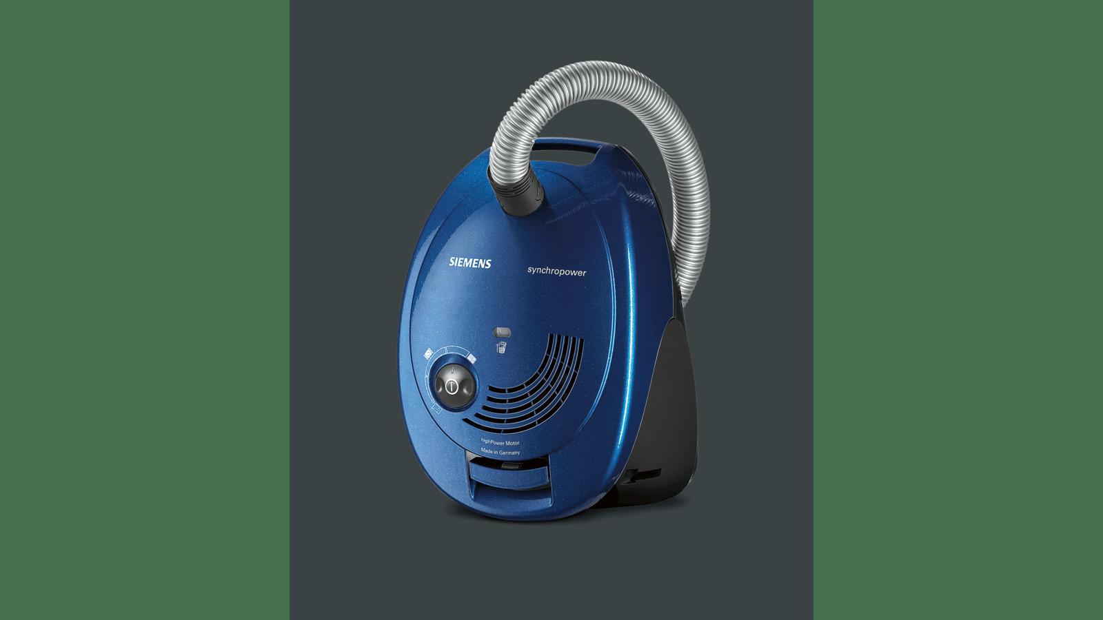 SIEMENS VS06B110 Bagged vacuum cleaner