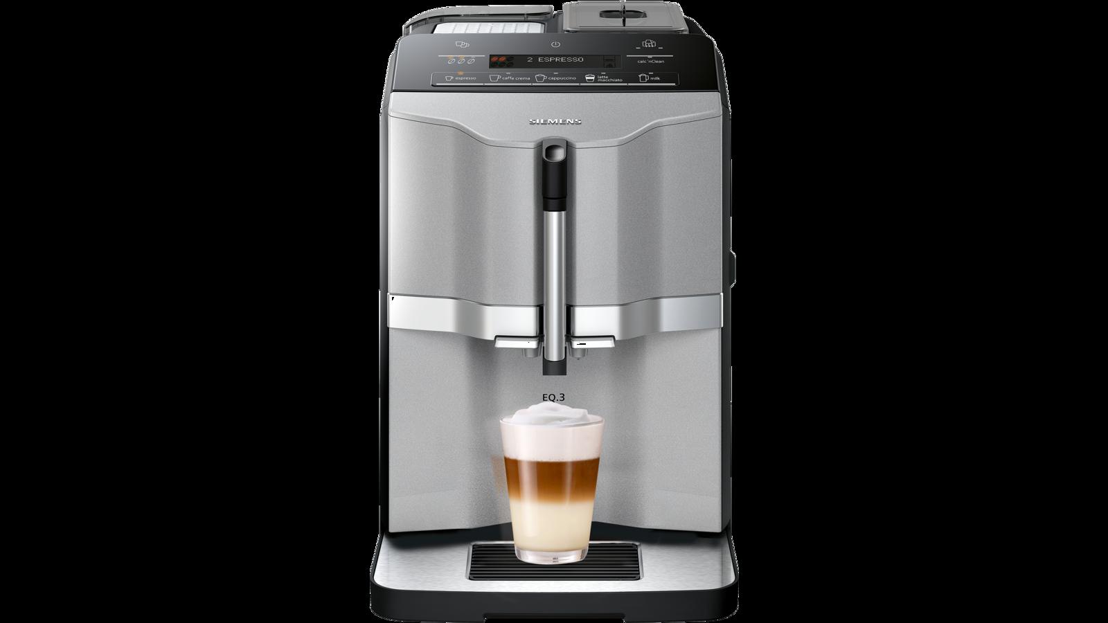 Fully automatic coffee machine EQ.3 s300 grå TI303203RW