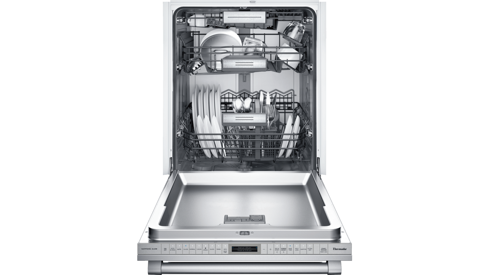 Thermador Dwhd860rfp Dishwasher