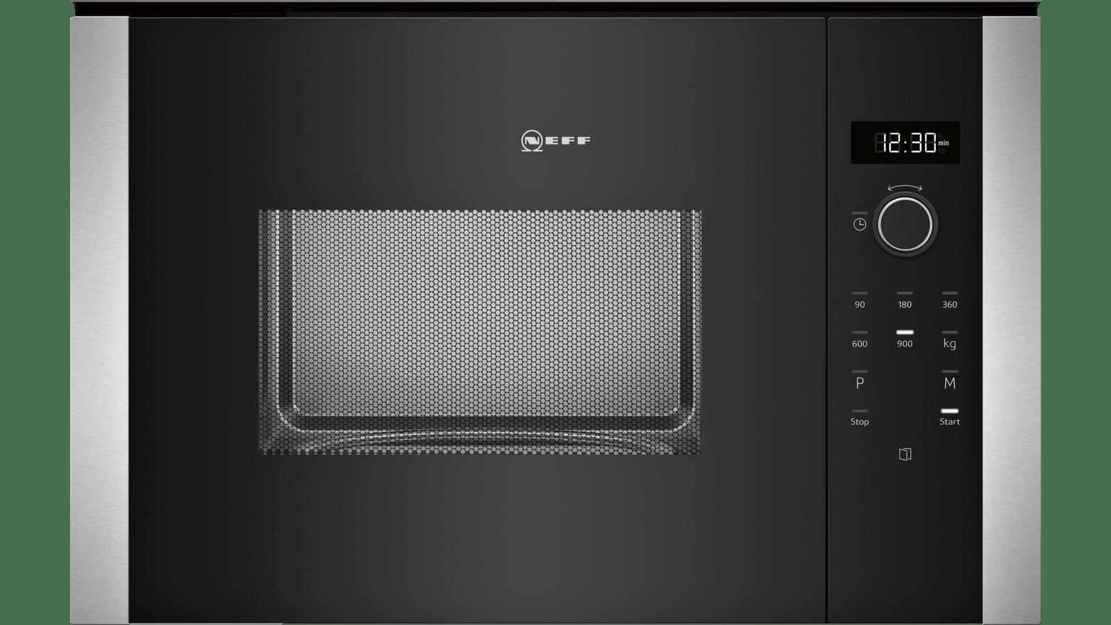 Colonne Four Et Micro Onde n 50 micro-ondes intégrable noir hlawd53n0