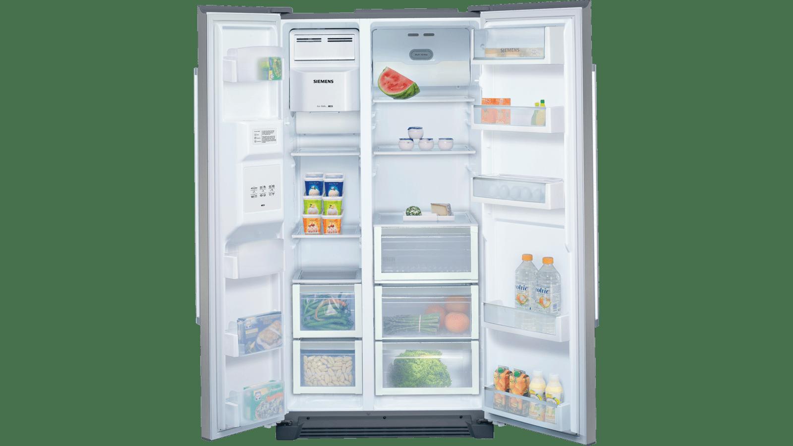Refrigerateur Americain Faible Largeur siemens - ka58na45 - réfrigérateur-congélateur américain