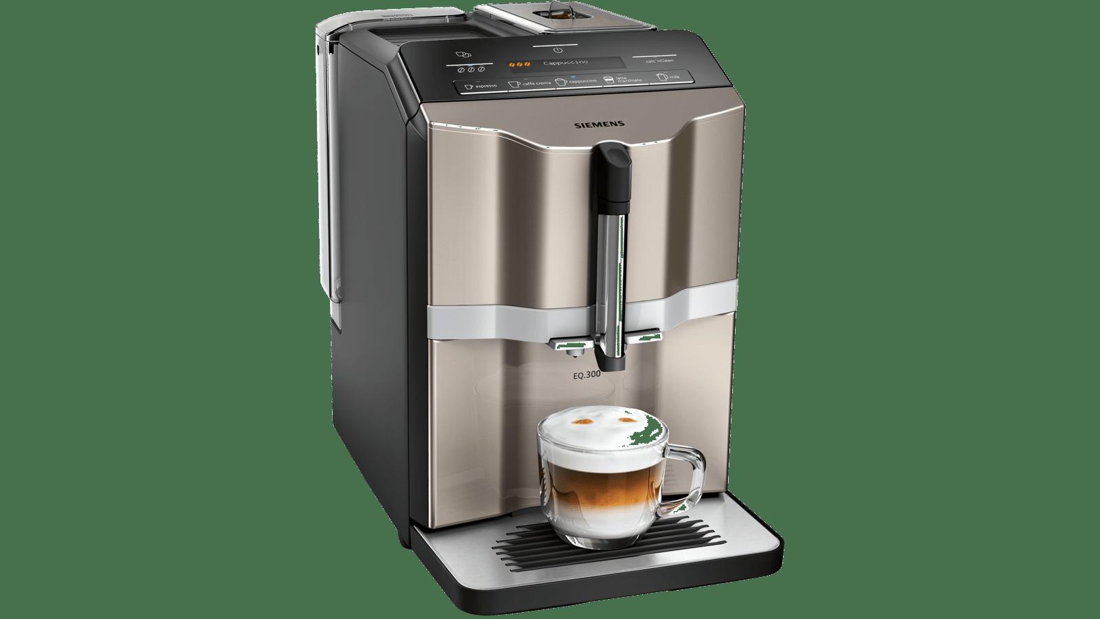 SIEMENS - TI353204RW - Tam Otomatik Kahve Makinesi