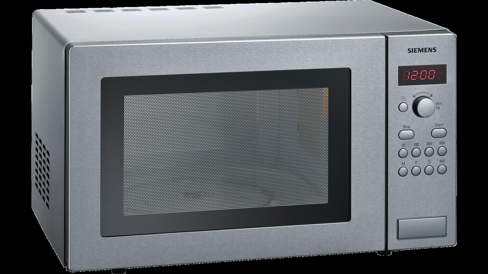SIEMENS HF24M541 Freistehende Mikrowelle