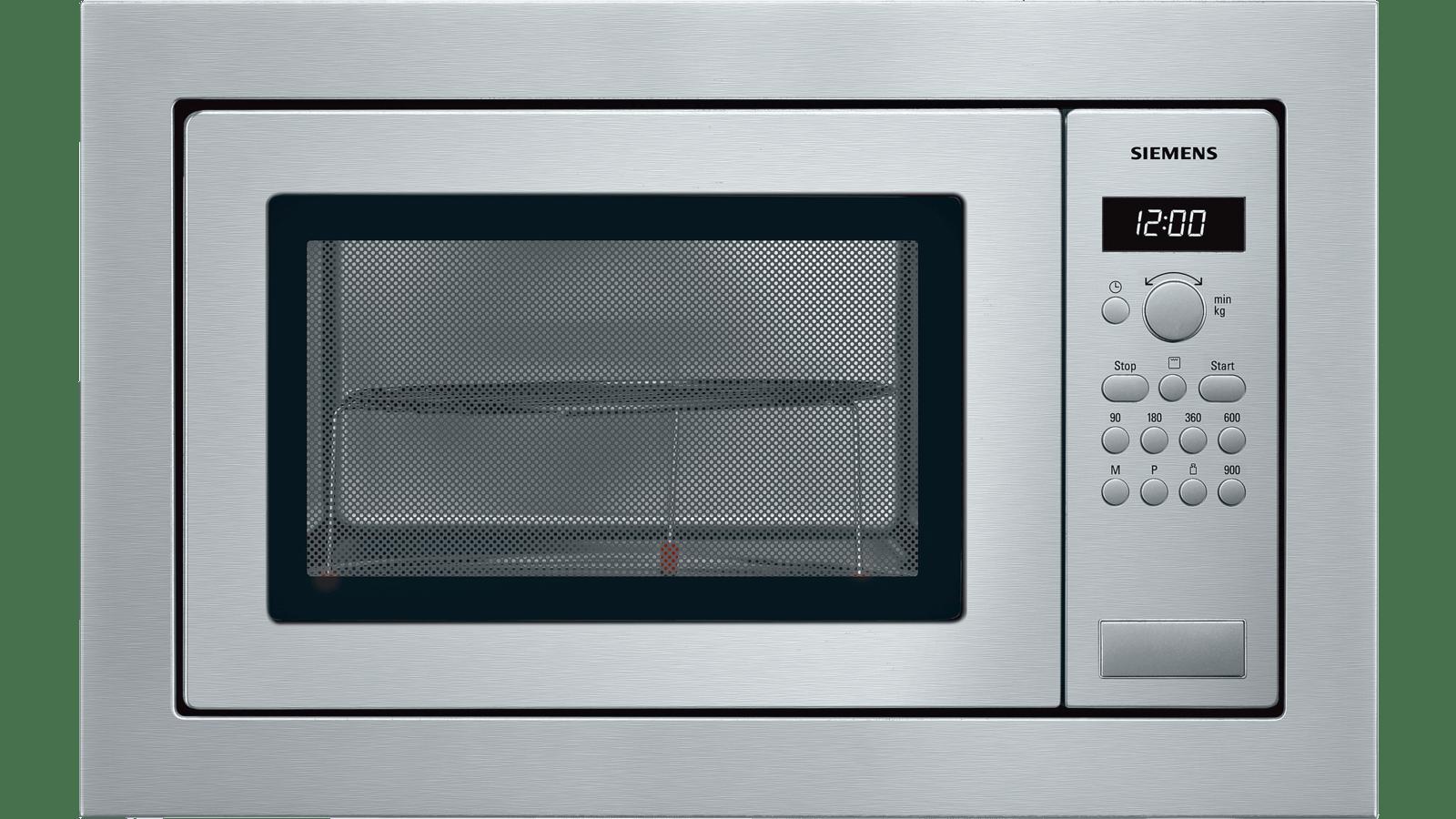 SIEMENS HF24G562 Mikrowellengerät mit Grill