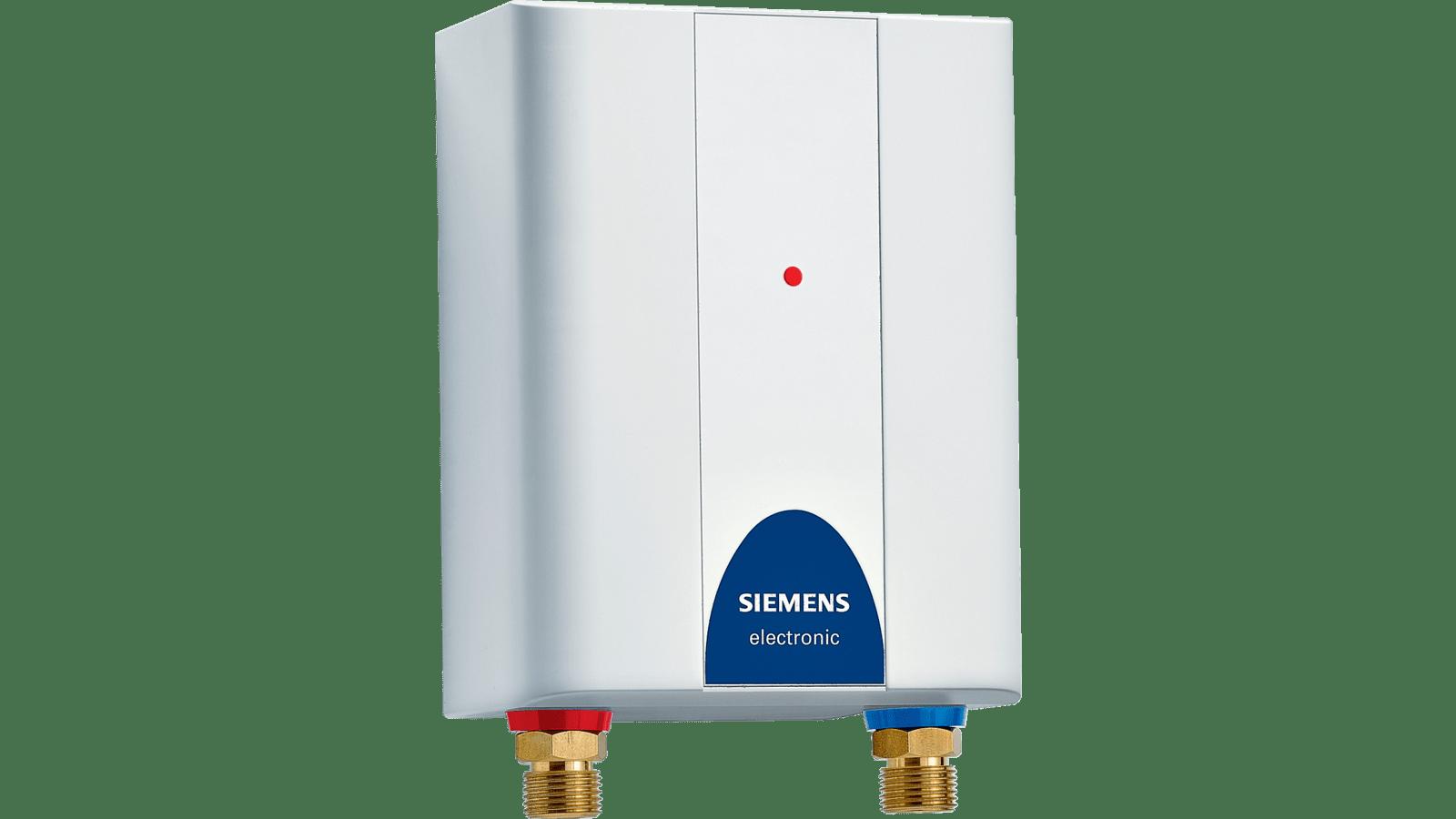 Siemens DE08111 Kleindurchlauferhitzer elecktronisch 7.2 KW /Übertisch