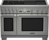 48 inch Professional Series Pro Grand® Commercial Depth Dual Fuel Range