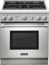 Série Professional Cuisinière au gaz, profondeur standard, 30 po PRG304GH