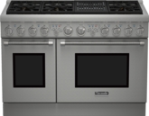 48 inch Professional Series Pro Harmony Standard Depth Dual Fuel Range PRD486NLHC
