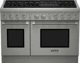 Série Professional Cuisinière au gaz, profondeur standard, 48 po PRG486NLH
