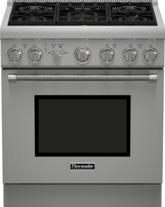 Série Professional Cuisinière au gaz, profondeur standard, 30 po PRG305PH