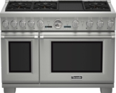 48 inch Professional Series Pro Grand Commercial Depth All Gas Range PRG486JDG