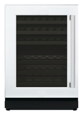 Refroidisseur À Vin De 24Po Avec Porte En Verre, Charnières À Gauche Et Panneau Personnalisable – T24UW800LP