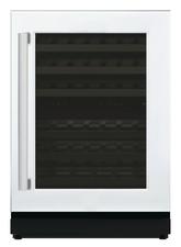 Refroidisseur À Vin De 24Po Avec Porte En Verre, Charnières À Droite Et Panneau Personnalisable – T24UW800RP
