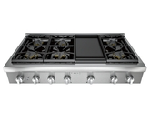 48 inch Professional Series Rangetop PCG486WD