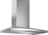 36-inch Masterpiece® Pyramid Chimney Wall Hood, 600 CFM